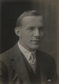 Roundell Cecil Palmer Wolmer, 3rd Earl of Selborne, by Walter Stoneman - NPG x185206