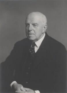 Anthony Ashley-Cooper, 9th Earl of Shaftesbury, by Walter Stoneman - NPG x185220