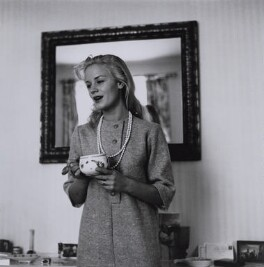Mary Ure, by Rollie McKenna - NPG x137185