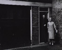John Osborne; Mary Ure, by Rollie McKenna, 1957 - NPG x137186 - © Rosalie Thorne McKenna Foundation; Courtesy Center for Creative Photography, University of Arizona Foundation