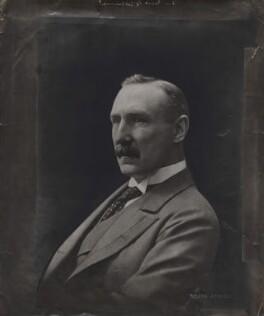 William Waldegrave Palmer, 2nd Earl of Selborne, by Carl Vandyk - NPG x137210