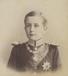 Prince Eitel Friedrich of Prussia, by Unknown photographer - NPG P1700(8d)