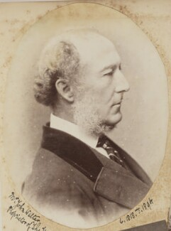 John Walter, by Unknown photographer - NPG P1700(10a)