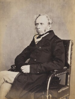 Henry George Grey, 3rd Earl Grey, by Unknown photographer - NPG P1700(11d)