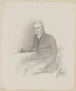 Archdeacon John Oldershaw, after Thomas Charles Wageman, published 1831 - NPG D42539 - © National Portrait Gallery, London