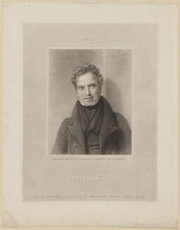 John Pritt Harley, by Thomas Woolnoth, published by  William Cribb, after  Thomas Charles Wageman - NPG D42545