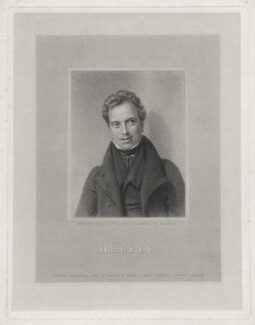 John Pritt Harley, by Thomas Woolnoth, published by  William Cribb, after  Thomas Charles Wageman - NPG D42691