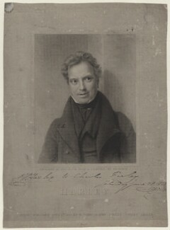 John Pritt Harley, by Thomas Woolnoth, published by  William Cribb, after  Thomas Charles Wageman - NPG D42692