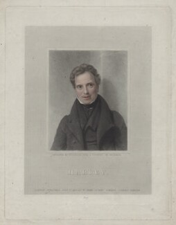 John Pritt Harley, by Thomas Woolnoth, published by  William Cribb, after  Thomas Charles Wageman - NPG D42693