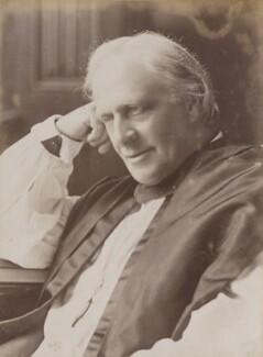 Edward White Benson, by Unknown photographer - NPG P1700(17a)