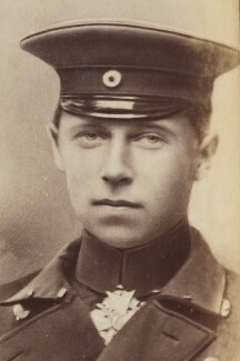 Prince Alfred of Saxe-Coburg and Gotha, by Unknown photographer - NPG P1700(21c)