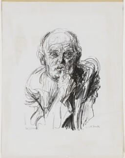 Willis Jackson, Baron Jackson of Burnley, by Feliks Topolski - NPG D42722