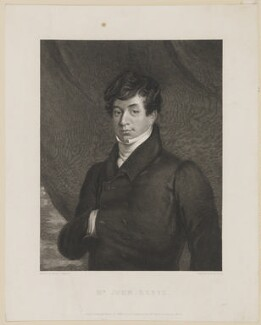 John Reeve, by Henry Richard Cook, published by  William Sams, after  Thomas Charles Wageman - NPG D42549