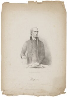Joseph Kinghorn, by and published by J.M. Johnson, possibly after  Thomas Charles Wageman - NPG D42552