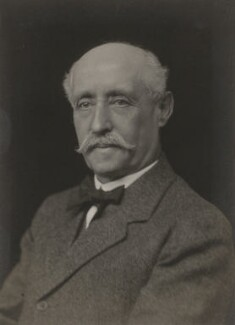 Sir Francis Woollaston Trevor, by Walter Stoneman - NPG x185222