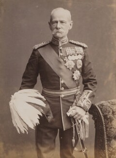 Frederick Sleigh Roberts, 1st Earl Roberts, by Unknown photographer - NPG P1700(31c)