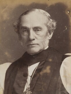 William Dalrymple Maclagan, by Unknown photographer, 1897 or before - NPG P1700(33b) - © National Portrait Gallery, London