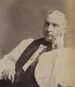 William West Jones, by Unknown photographer - NPG P1700(34e)