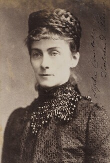 Sophie, Duchess of Alençon, by Unknown photographer - NPG P1700(36b)