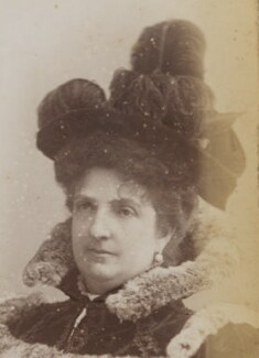 Margherita, Queen of Italy, by Unknown photographer - NPG P1700(36c)