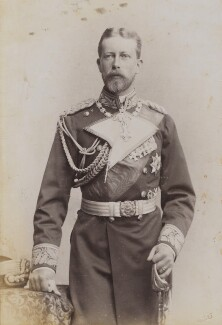 Prince Henry of Prussia, by Unknown photographer - NPG P1700(36d)