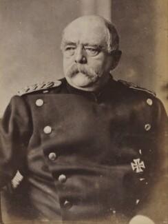 Prince Otto Edward Leopold von Bismarck-Schonhausen, by Unknown photographer - NPG P1700(36e)