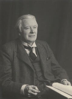 Sir John Tresidder Sheppard, by Walter Stoneman - NPG x185257