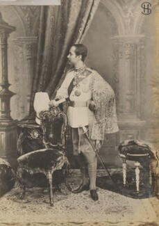 Chulalongkorn, King of Siam, by Unknown photographer - NPG P1700(37c)