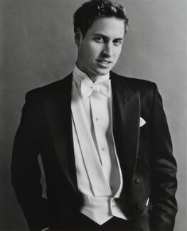 Prince William, Duke of Cambridge ('21st Birthday Portrait'), by Mario Testino - NPG P1820