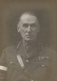 Sir Cameron Deane Shute, by Walter Stoneman - NPG x185277