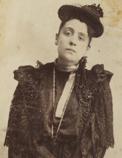 Eleonora Duse, by Unknown photographer - NPG P1700(38c)