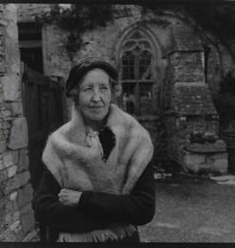 Susan Charlotte (née Grosvenor), Baroness Tweedsmuir, by Francis Goodman - NPG x195016