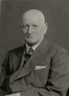 Sir Joseph Oliver Skevington, by Walter Stoneman - NPG x185305