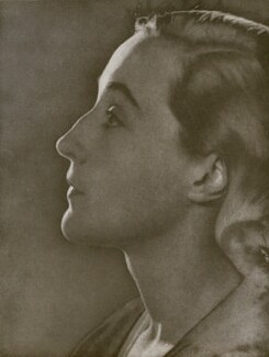 Katja Krassin, by Man Ray - NPG x137251