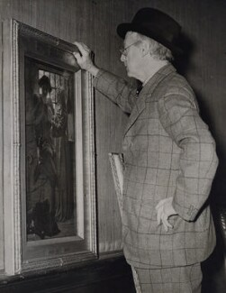 Sir Alfred James Munnings, by Graphic Photo Union - NPG x184090