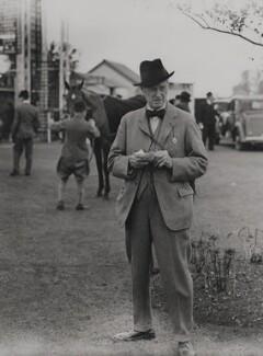 Sir Alfred James Munnings, by T. Dreslin - NPG x184092