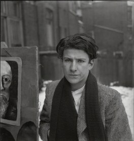 Lucian Freud, by Francis Goodman - NPG x195020