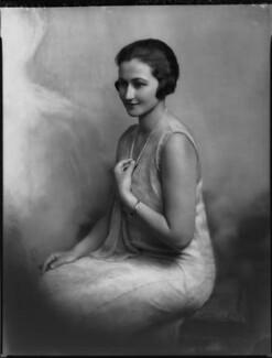 Princess Marina Chavchavadze, by Lafayette - NPG x70485