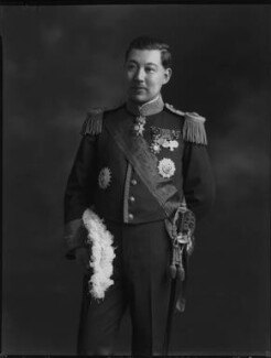 Probably Marquis Yorisade Tokugawa, by Lafayette (Lafayette Ltd), 10 July 1930 - NPG x70498 - © National Portrait Gallery, London
