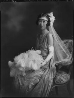 Probably Marchioness Tokugawa, by Lafayette - NPG x70508