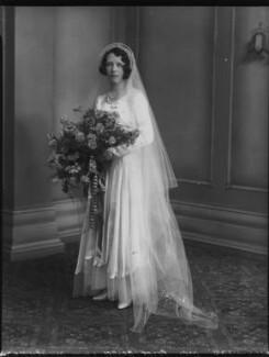 Kathleen Elizabeth Grobel (née Donaghy), by Lafayette - NPG x137266