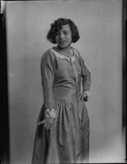Emel Ferit Bey, by Lafayette (Lafayette Ltd), 3 January 1930 - NPG x137276 - © National Portrait Gallery, London
