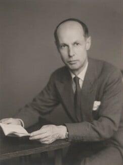 Christopher Robert Cheney, by Walter Stoneman - NPG x185317