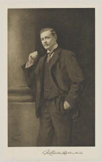 Charles Rothschild, after Sir Hubert von Herkomer - NPG D42714