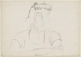 Margaret Rawlings (Lady Barlow), by Frank Owen Dobson - NPG D42715