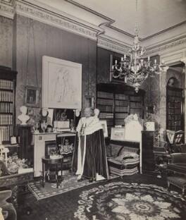 Charles George Bingham, 4h Earl of Lucan, by Frederic G. Hodsoll, circa 1904 - NPG Ax29638 - © National Portrait Gallery, London