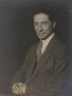 Bernard Smith, by Walter Stoneman - NPG x185337