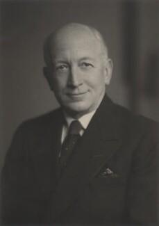 Sir Ernest Woodhouse Smith, by Walter Stoneman - NPG x185345