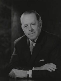 Sir (Thomas) Eustace Smith, by Walter Bird - NPG x185346