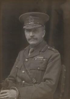 Sir Frederick Smith, by Walter Stoneman - NPG x185348
